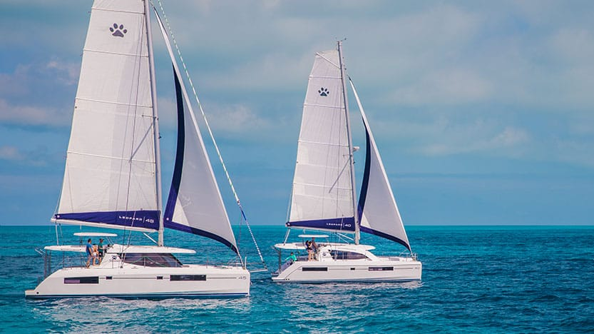 Robertson and Caine Leopard Catamaran Range